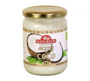 buy Organic coconut oil Bio Natursoy 400ml