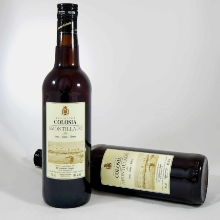 buy spanish Amontillado wine Gutiérrez Colosía