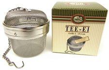 infusionador de té en bolita