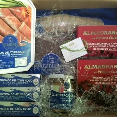 Red tuna special lot