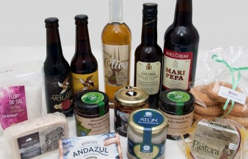 Buy Andalusian productos-gourmet-Andalucia-VIP