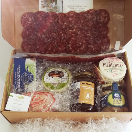 Buy Spanish Gift set Gourmet selection lot