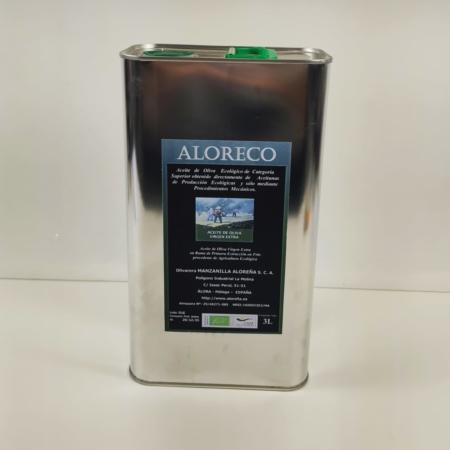 Comprar aceite de oliva virgen lata Aloreco