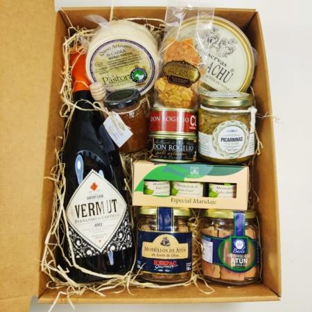Lote Delicatessen pack experiencia gourmet Pack experiencia gourmet