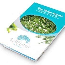 Buy spanish Sea lettuce salting - seaweed