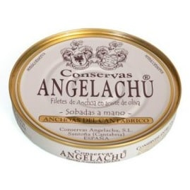 Buy anchovies santoña Angelachu