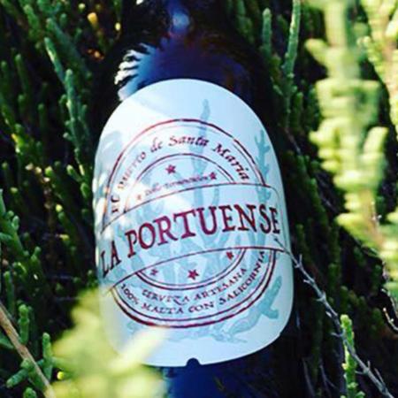 Comprar Cerveza con Salicornia La Portuense