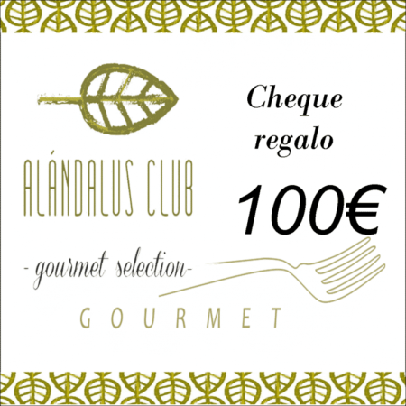 Buy Gift card 100 Spanish gourmet product cadiz andalucia