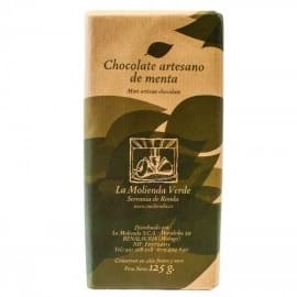 Buy Artisan mint chocolate Spanish La Molienda Verde