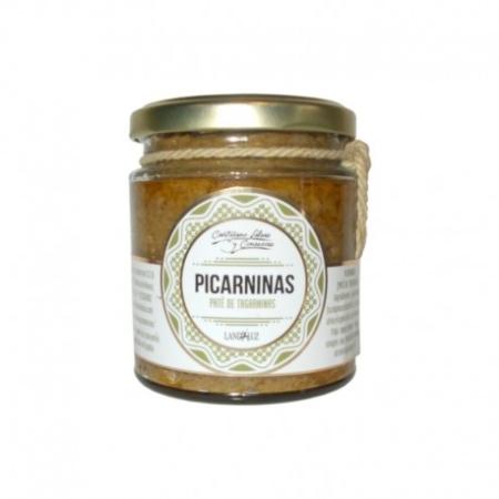 Picarninas, paté de tagarninas, conservas cantizano