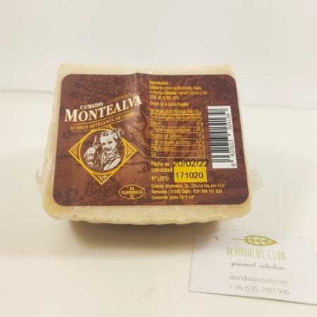 queso cabra curado montealva
