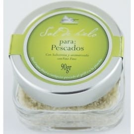 buy Fleur de sel for fish - Salina San Vicente