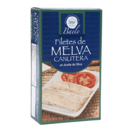 buy spanish melva canutera in olive oil 120g Baelo . Producto Gourmet