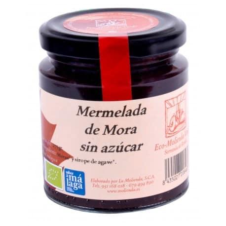 mermelada-de-mora-sin-azucar-anadido-ecologica