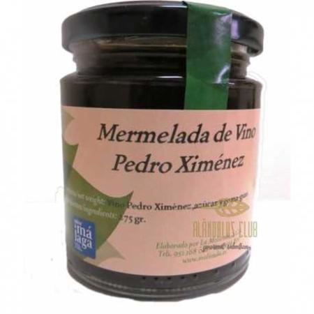 buy Pedro Ximénez wine jelly La Molienda Verde