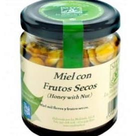 buy spanish Honey with nuts La Molienda Verde