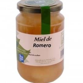 Comprar miel de romero La Molienda Verde 500 g.