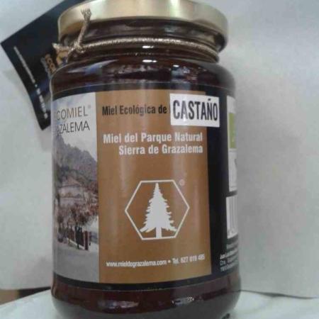 Miel de castaño de Grazalema