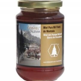 Comprar miel de rosas silvestres de la sierra de Grazalema 500 g.