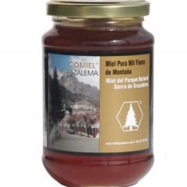 buy Eucalyptus honey COMIEL 500g Grazalema