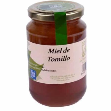 comprar miel de tomillo pura