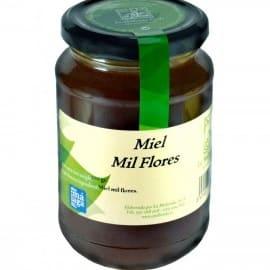 Multifloral honey Molienda Verde 500g