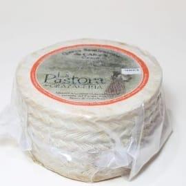 Buy Spanish Semi-cured goat cheese – La Pastora de Grazalema.