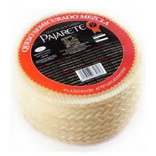 queso-semicurado-mezcla-cabra-y-oveja-Pajarete