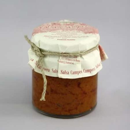 buy spanish Rural style sauce -salsas-cantizano