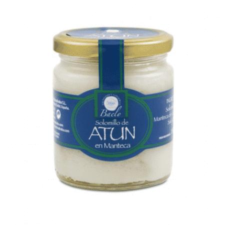 buy Jar of tuna sirloin in lard. Baelo. 250g