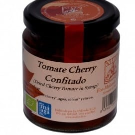buy spanish Organic candied cherry tomato sauce