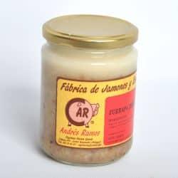 Comprar Zurrapa ibérica blanca Andrés Ramos