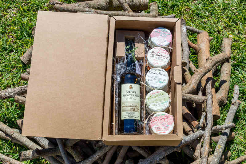 Buy online Spanish Gift selection -Gourmet tinned food