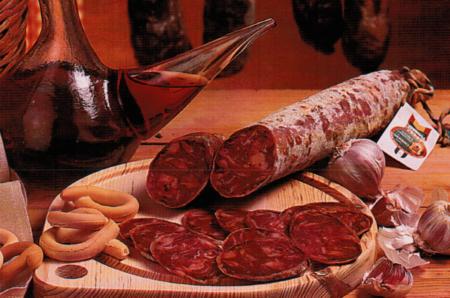 buy slices Chorizo bellota Hermanos Cardeno