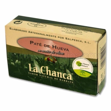 buy Roe Pate. La Chanca 110g