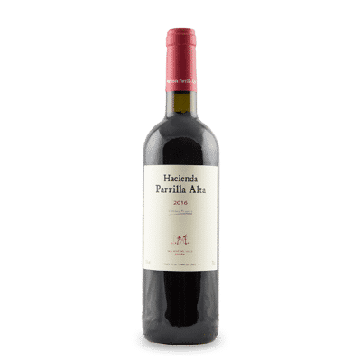 buy red wine hacienda parrilla alta