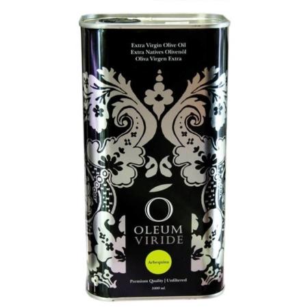 Comprar Aceite de Oliva Virgen Extra Oleum-Viride Arbequina