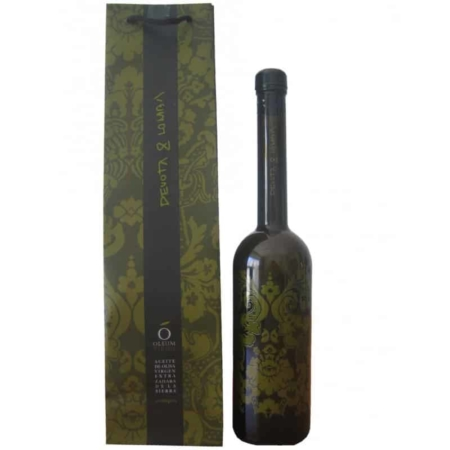 buy spanish Organic extra virgin olive oil. Oleum Viride 250ml