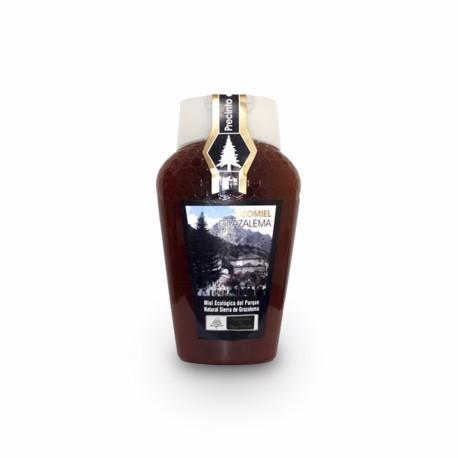 buy Grazalema mountain honey 500 gr comiel  spill-proof bottle