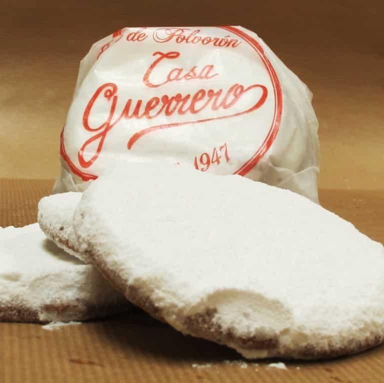 Buy Spanish Polvoron torta Casa Guerrero