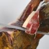 Slices of Iberico ham Andrés Ramos