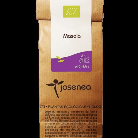 Buy organic masala tea Spain Josenea