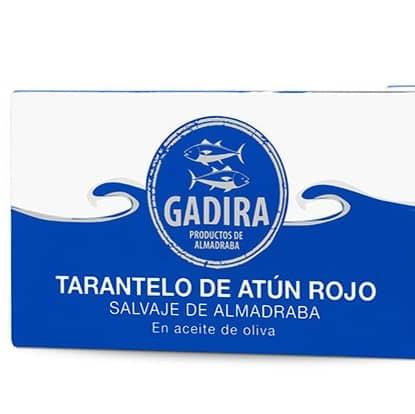 tarantelo de atún rojo Gadira