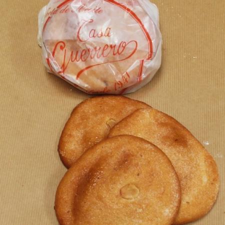 torta de aceite Casa Guerrero