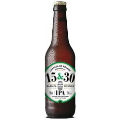 Cerveza artesanal madurada en bota de roble Americano