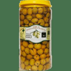 buy spanish Organic Olives Aloreña. Manzaoliva