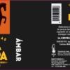 buy spanish craft beer Ambar La Pepa