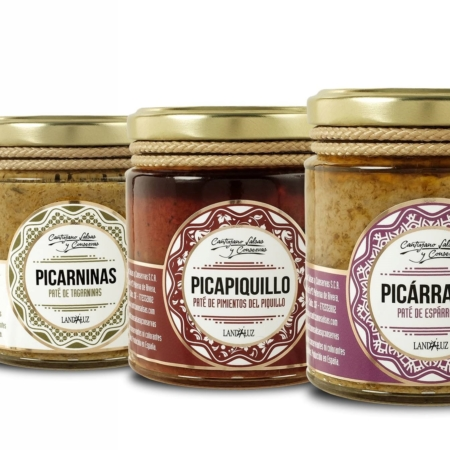 buy Andalusian Picapiquillo in extra virgin olive oil Andalusian red piquillo peppers