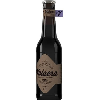 buy black spanish craft beer ipa volaera