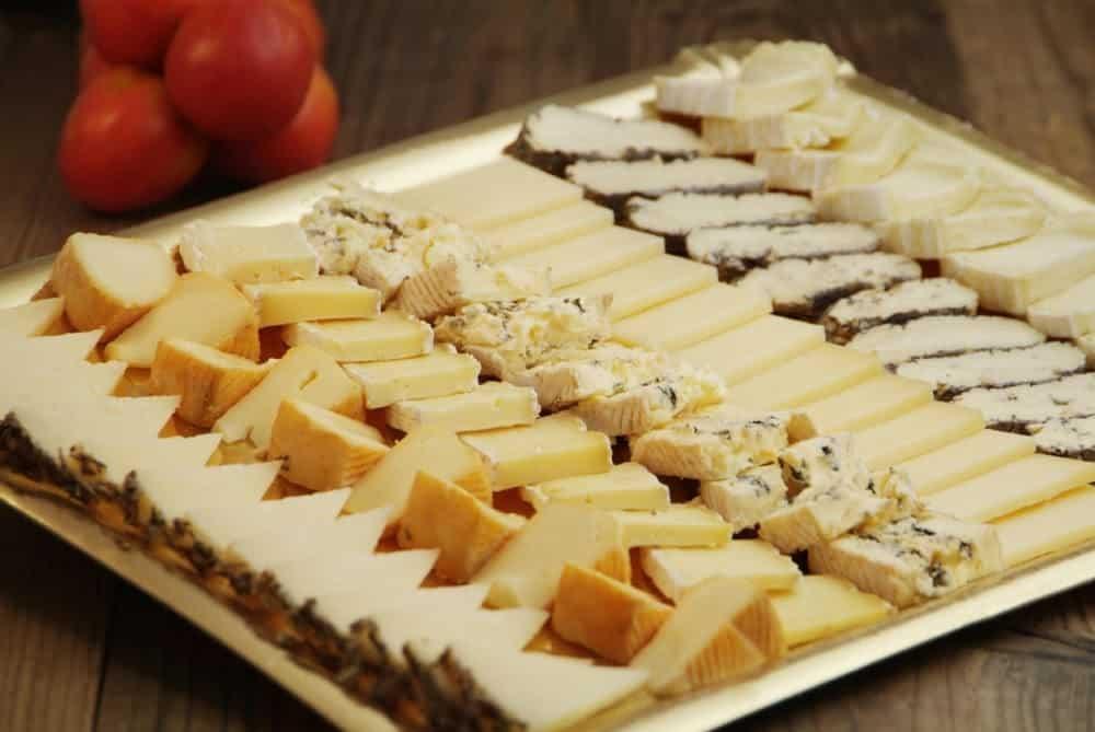 tabla de quesos artesanos